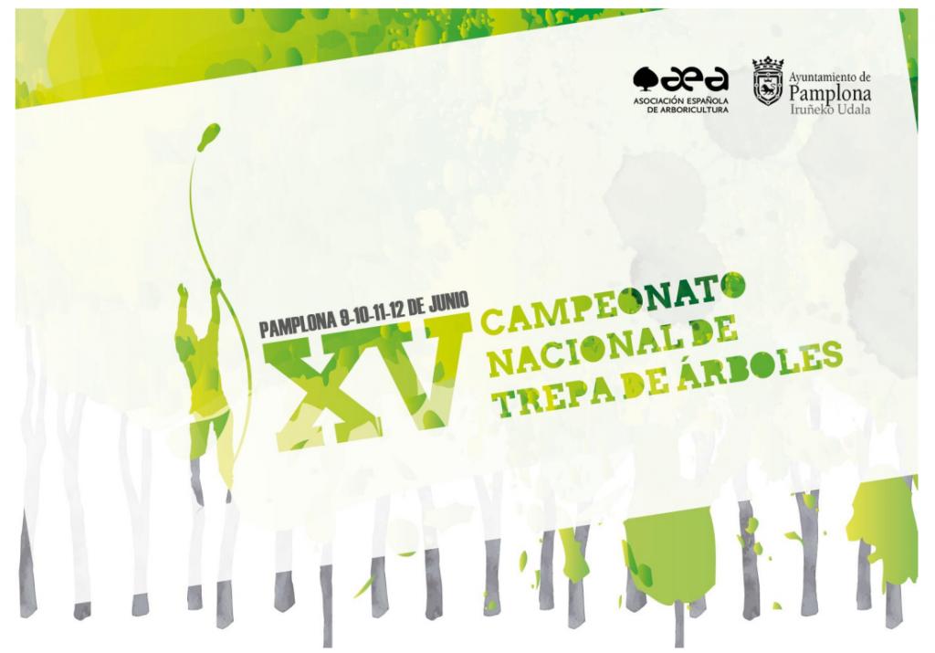 campeonato nacional de trepa de arboles